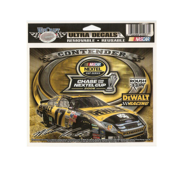 Matt Kenseth Ultra Decal Dewalt Contender
