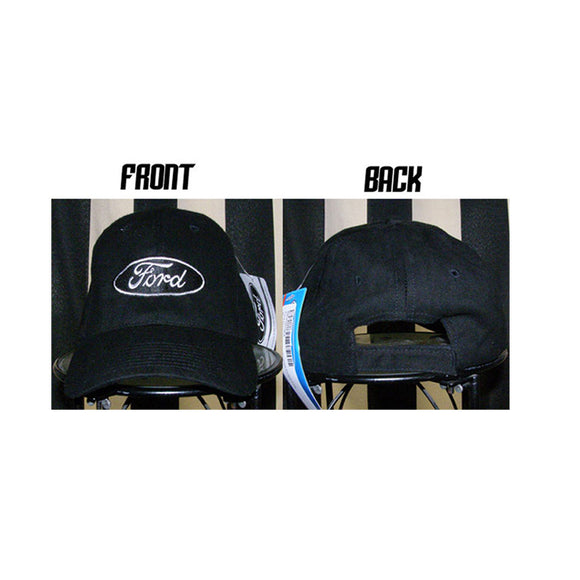 Ford Racing Oval Low Profile Baseball Cap