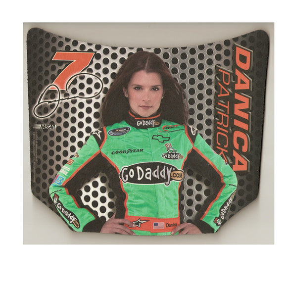 Danica Patrick Hood Shaped Mouse Pad