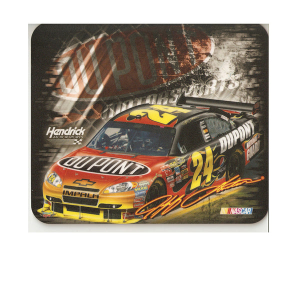 Jeff Gordon Mouse Pad