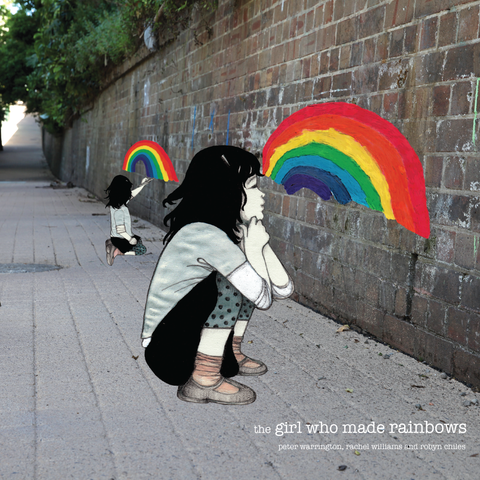 The girl who made rainbows (3-6 yrs)