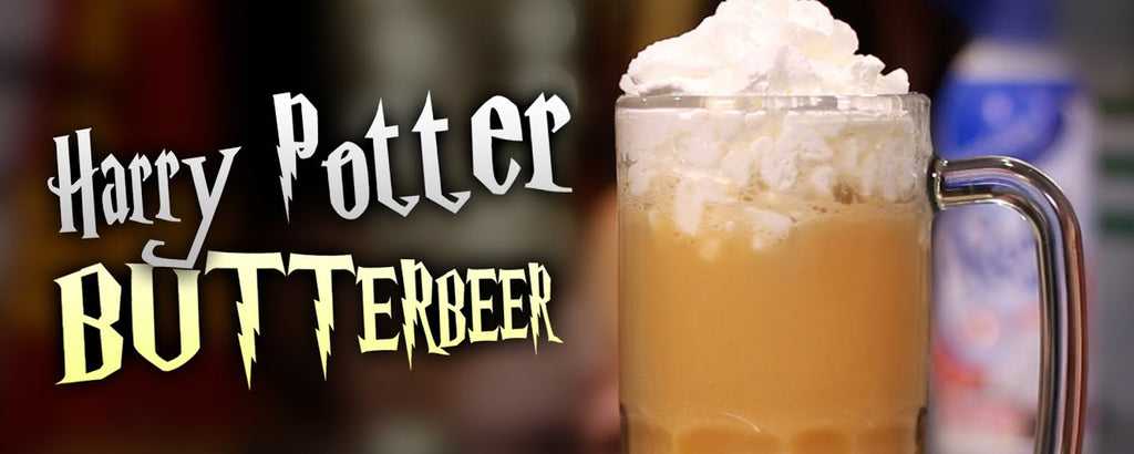 Butter Beer | Drinks Recipes for Summer on August