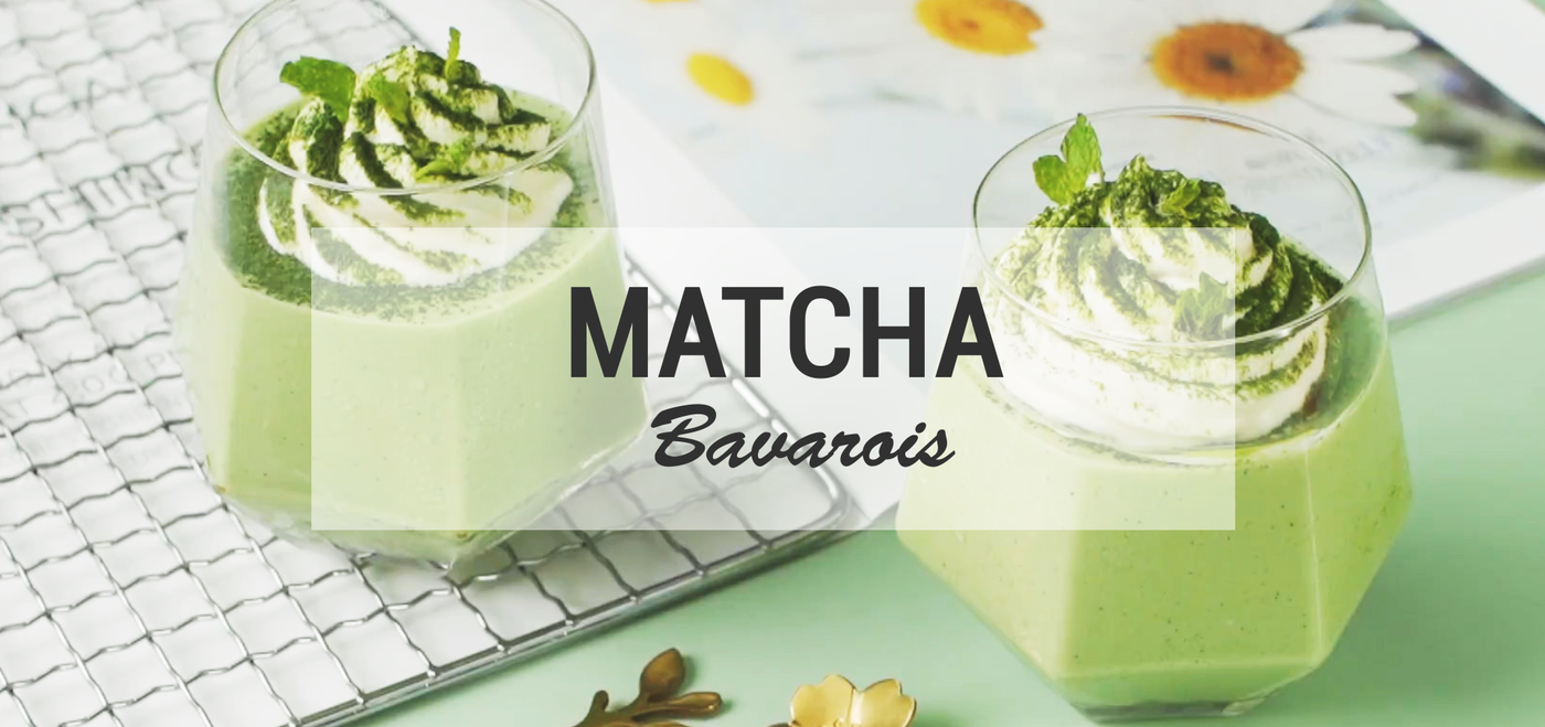 How to Make Matcha Bavarois?