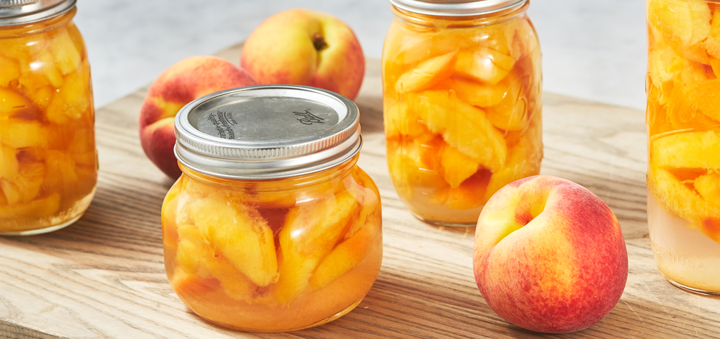 How to Make Canned Peaches at Home?