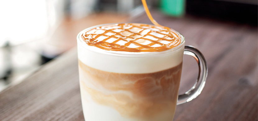 Starbucks Coffee Secret Recipe| Caramel Macchiato