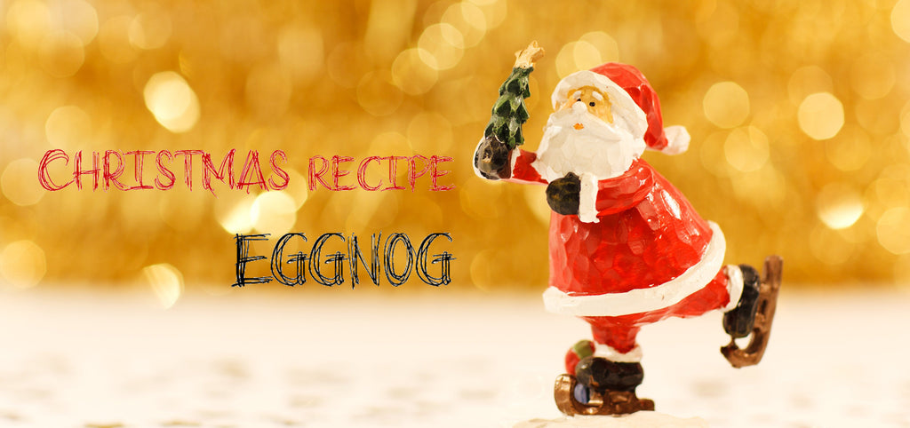 Eggnog| Homemade Christmas Drink