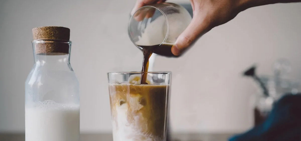 Cloudy Cold Brew Coffee| How to Make Iced Coffee?