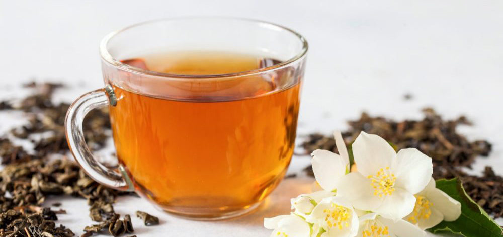 Jasmine Green Tea| Beauty Drinks