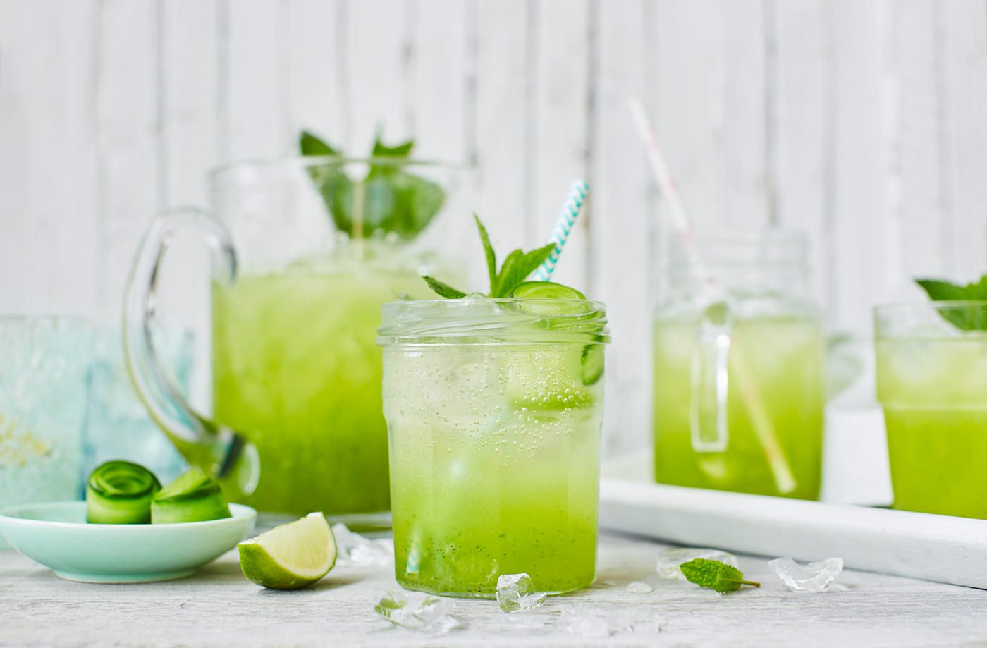 Lime fruit wine丨July Drinks recipes