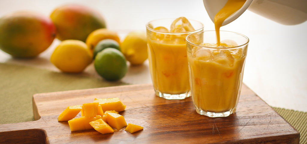 Carambola Mango Smoothie| Drinks Recipes for Summer