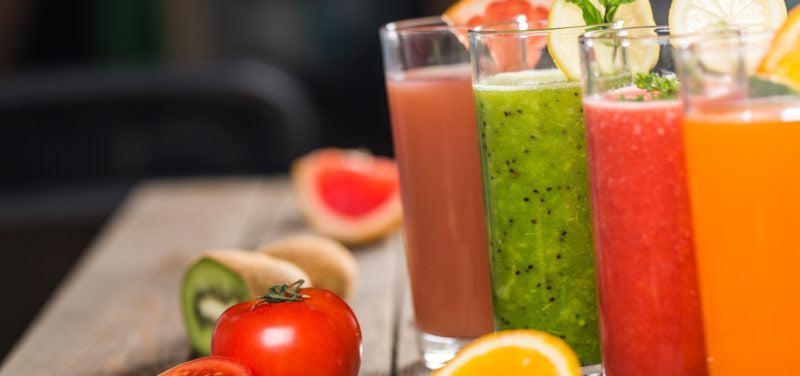 Easy to Loss Weight Recipe| Vegetable Fruit Juice