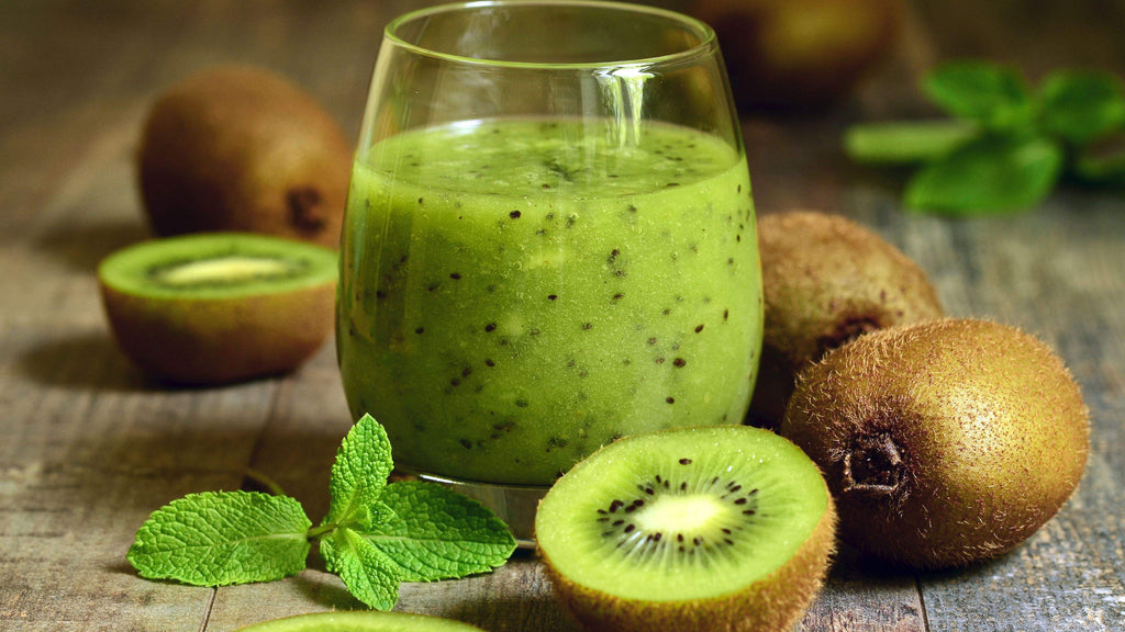 Kiwifruit soda