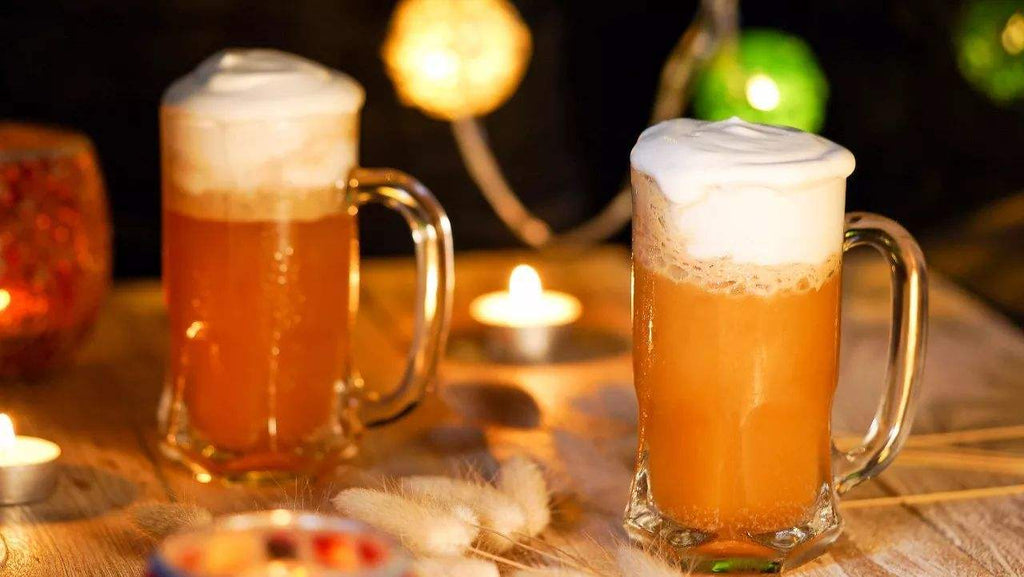 butter beer- nice drinks