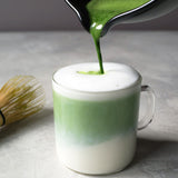 matcha milk cover