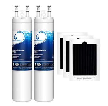 GlacialPure Filter for Frigidaire ULTRAWF, Kenmore 9999, PureSource PS2364646 (2-3Pack)