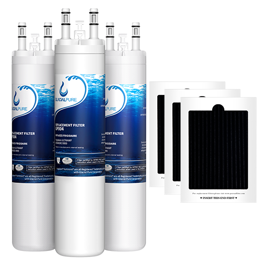 GlacialPure 3Pk compatible with Filter3,4396841, EDR3RXD1,  46-9083 with Air filter