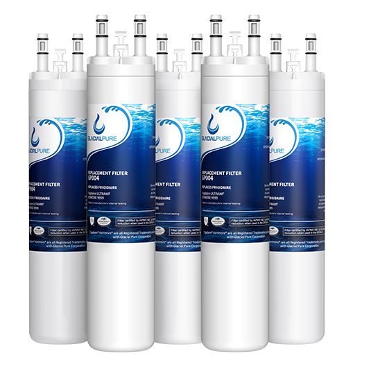 GlacialPure 5 Pack compatible with ULTRAWF, 46-9999, PureSource PS2364646 gpe