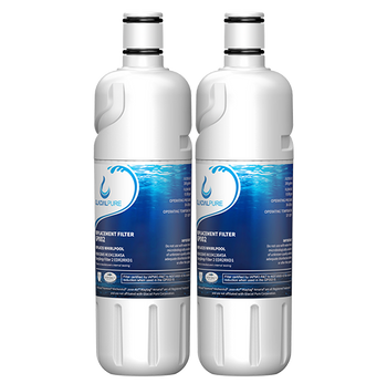 GlacialPure Filter for Whirlpool Filter2, EDR2RXD1, W10413645A (2-3Pack)