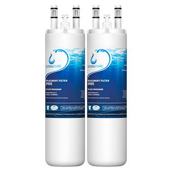 GlacialPure Filter AP4567491 for Frigidaire WF3CB, PureSource3 (2-Pack)