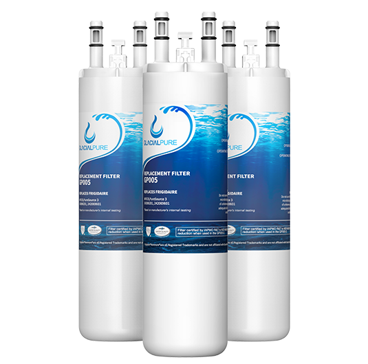 GlacialPure 3Pack compatible with AP4567491, WF3CB, PureSource3
