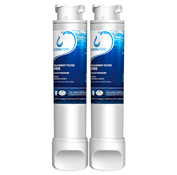 GlacialPure Filter for Frigidaire EPTWFU01, Pure Source Ultra II (2-Pack)