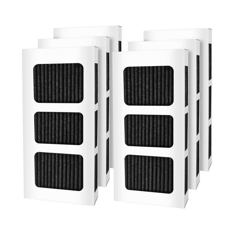 AIRx Replacement for Frigidaire PureAir Ultra II Replacement Air Filter Cartridge (6-Pack)