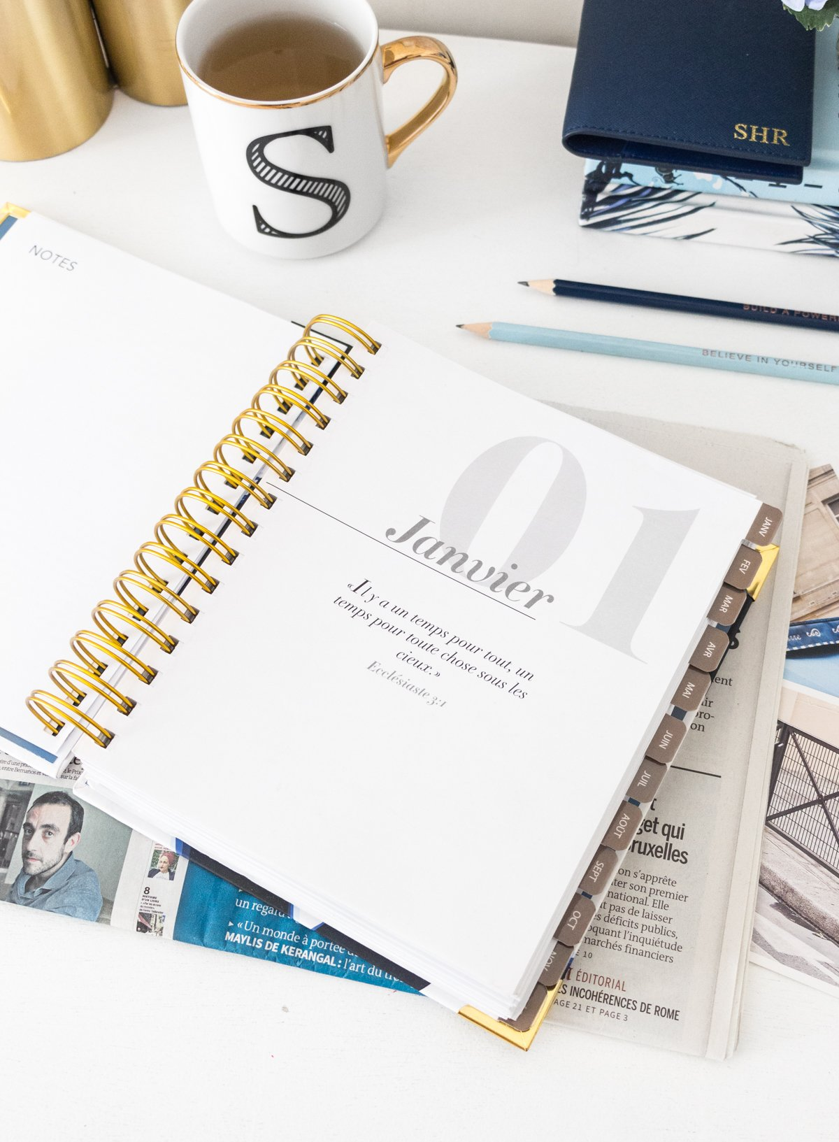 Embrace Planner 2020 - ICONIC STRIPES - Embrace Planner