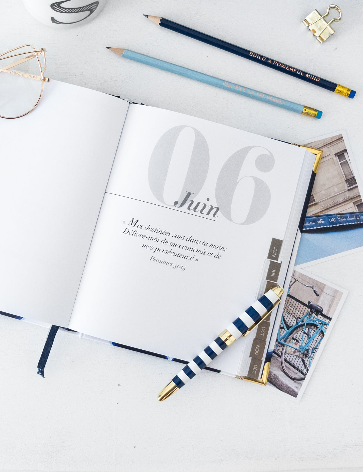 Planner Semaine 2019 - Embrace Planner