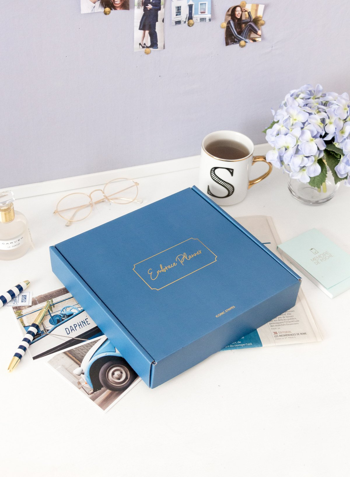 Kit Embrace 2020 - ICONIC STRIPES Planner 2020 - Agenda Chrétien - Embrace Planner