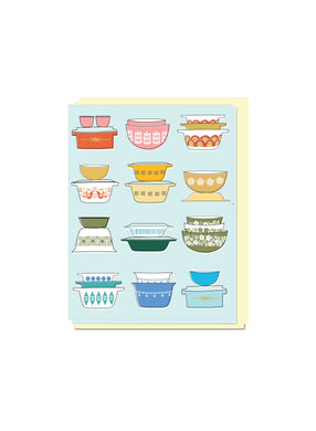 Pyrex Love Stationery