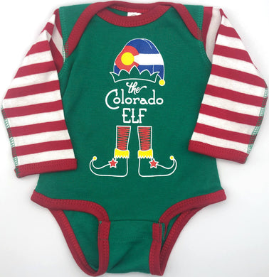 Colorado Elf Onesie