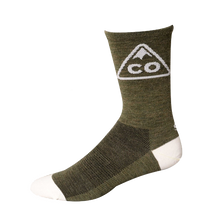 Load image into Gallery viewer, Colorado Icon Wool Sock