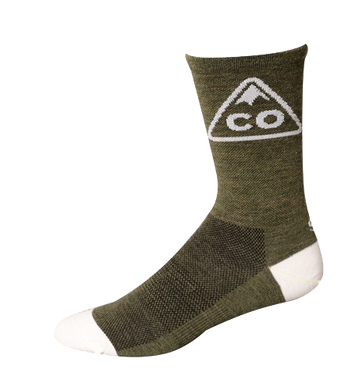 Colorado Icon Wool Sock