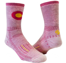 Load image into Gallery viewer, Colorado Summit Sock