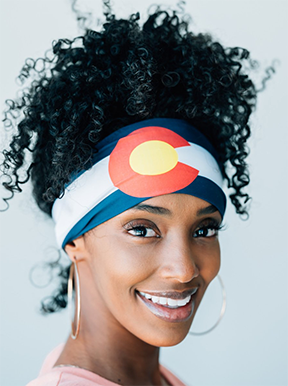 Colorado Threads Headband