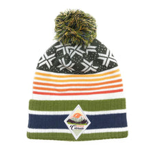 Load image into Gallery viewer, Colorful Colorado Knit Beanie