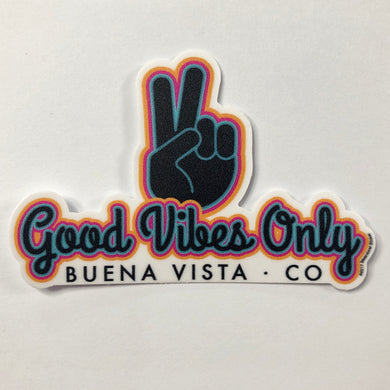 Good Vibes MINI Sticker