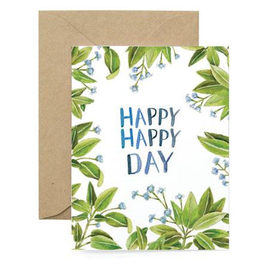 Happy Happy Day Card