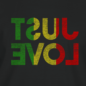 Just Love Rasta Tee - Youth