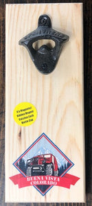 BV Offroad Magnetic Bottle Opener