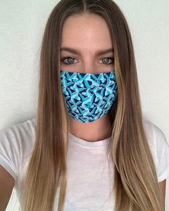Patterned Face Mask
