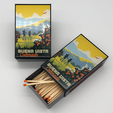 Buena Vista Hiker Large Match Box