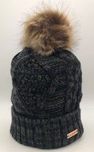 Load image into Gallery viewer, Women's Cable Knit Beanie