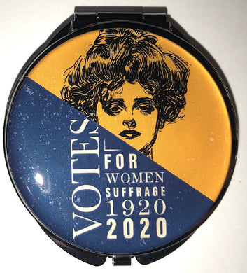 Women's Votes 100 Years Pill Box