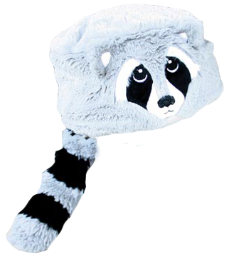 Child Raccoon Cap