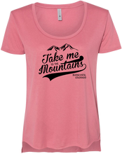 Load image into Gallery viewer, Women's Take me to the Mountains