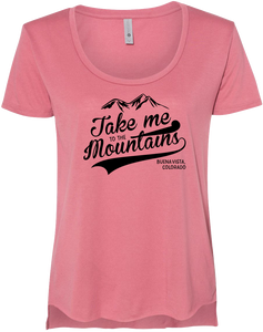 Women's Take me to the Mountains