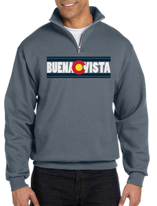 Buena Vista Quarter-zip Pullovers