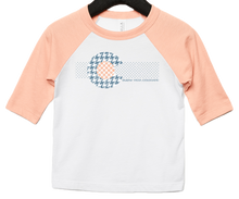 Load image into Gallery viewer, Houndstooth Colorado Toddler Tee