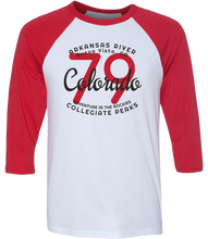 Load image into Gallery viewer, Colorado 79 Baseball Tee